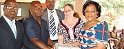 La Fondation Petroci offre 70 millions FCFA de dons